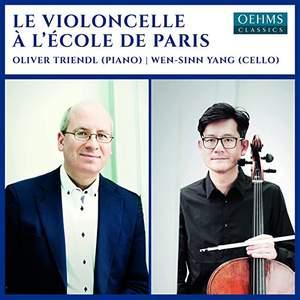 Le violoncelle à l'École de Paris Product Image