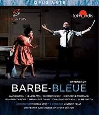 Offenbach: Barbe-bleue (DVD)