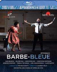 Offenbach: Barbe-Bleue (Blu-ray)