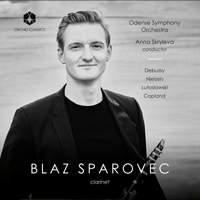 Debussy, Nielsen, Lutosławski and Copland: Clarinet Concertos