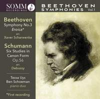 Beethoven: Symphonies for Piano Duo, Vol. 1