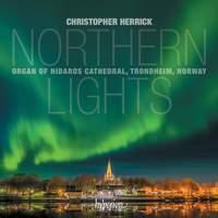 Northern Lights - Nidaros Cathedral, Trondheim