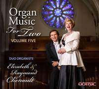 Organ Music for Two, Vol. 5