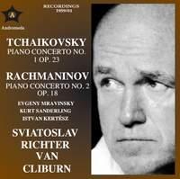 Tchaikovsky & Rachmaninoff: Piano Concertos