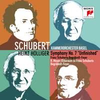 Schubert: Symphony No. 7 'Unfinished'