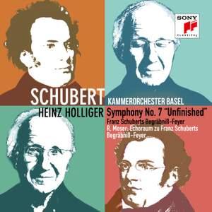 Schubert: Symphony No. 7 'Unfinished' & Franz Schuberts Begräbniß-Feyer, Roland Moser: Echoraum Product Image