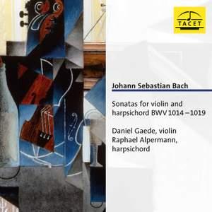 Johann Sebastian Bach: Sonatas For Violin and Harpsichord