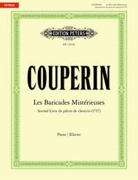 Couperin: Les Baricades Mistérieuses - Second Livre de pièces de clavecin (1717)