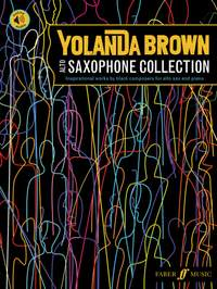 YolanDa Brown's Alto Saxophone Collection: Inspirational works by Black composers