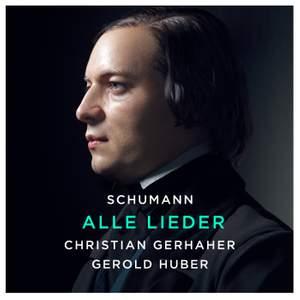 Schumann: Alle Lieder Product Image