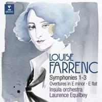 Farrenc: Symphonies Nos. 1 & 3