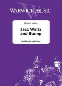 Martin Yates: Jazz Waltz and Stomp