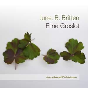 Britten: Suite for Harp, Op. 83
