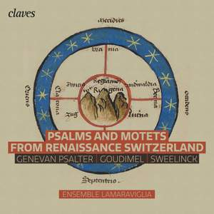 Psalms and Motets from Renaissance Switzerland Product Image