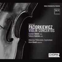 Paciorkiewicz: Violin Concertos