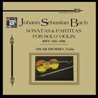 Bach: The Sonatas and Partitas for Solo Violin, BWV 1001-1006