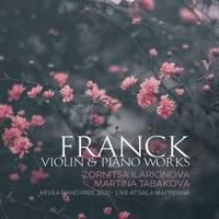 Franck: Music for Violin & Piano (Live at Sala Maffeiana, Verona, 2020)