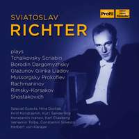 Sviatolsav Richter plays Russian Composers
