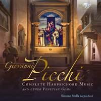 Picchi: Complete Harpsichord Music