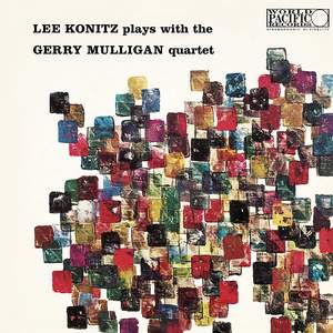 Lee Konitz Plays With the Gerry Mulligan Quartet Product Image