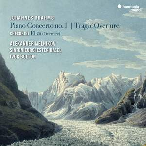 Brahms: Piano Concerto No. 1 & Tragic Overture