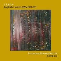 Bach: English Suites Bwv 809-811