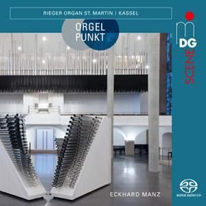 Orgelpunkt: the Rieger Organs St. Martin Kassel