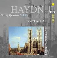 Haydn: String Quartets Volume 13