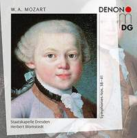 Mozart: Symphonies 38, 39, 40 & 41