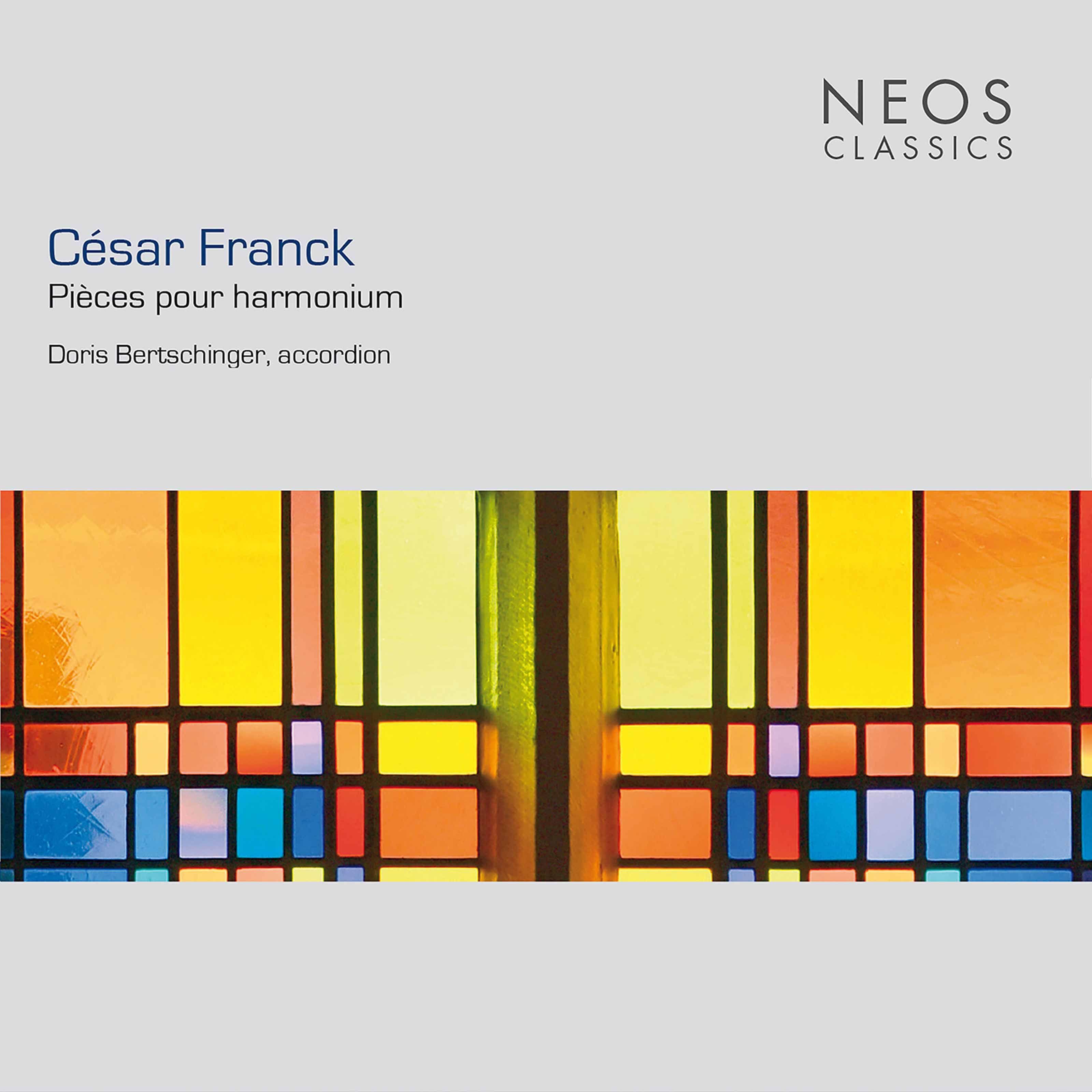 César Franck: Pièces Pour Harmonium