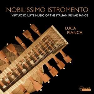 Virtuoso Lute Music of the Italian Renaissance