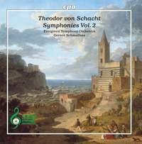 Schacht: Symphonies, Vol. 2
