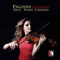 Paganini: 24 Caprices for Solo Violin, Op. 1, MS 25