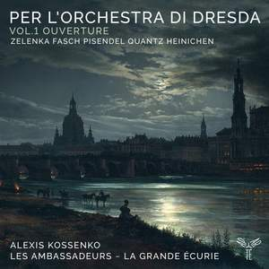 Per l'Orchestra Di Dresda: Vol.1 Ouverture Product Image
