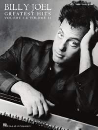 Billy Joel - Greatest Hits, Volume I & II (Piano, Vocal & Guitar)