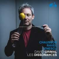 Chausson: Poeme, Ravel: Tzigane & Enescu: Caprice Roumain