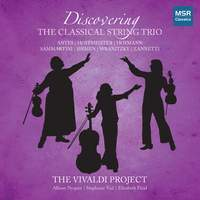 Discovering the Classical String Trio - Vol. 3