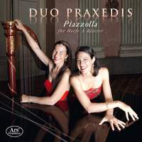 Piazzolla: Works for Harp & Piano