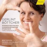 Beethoven, Mendelssohn & Kasseckert: Works (Live)