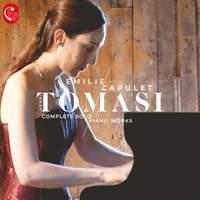 Henri Tomasi: Complete Solo Piano Works