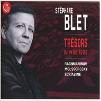 Russian Piano Works: Rachmaninov; Mussorgski; Scriabin