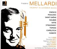 Trumpet in Chamber Music: Music By Poulenc; Saint-Saens; Satie; Stravinsky