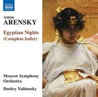 Arensky: Egyptian Nights
