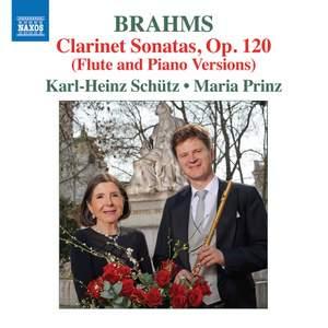 Brahms: Clarinet Sonatas