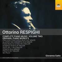 Respighi:piano Music Vol. 2