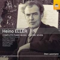 Eller: Piano Music, Vol. 7