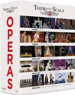 Operas - Teatro Alla Scala