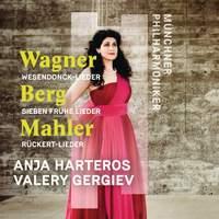 Wagner. Berg & Mahler: Lieder