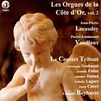 Les orgues de la Côte d'Or, Vol. 2