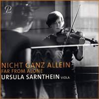 Nicht Ganz Allein - Works For Solo Viola